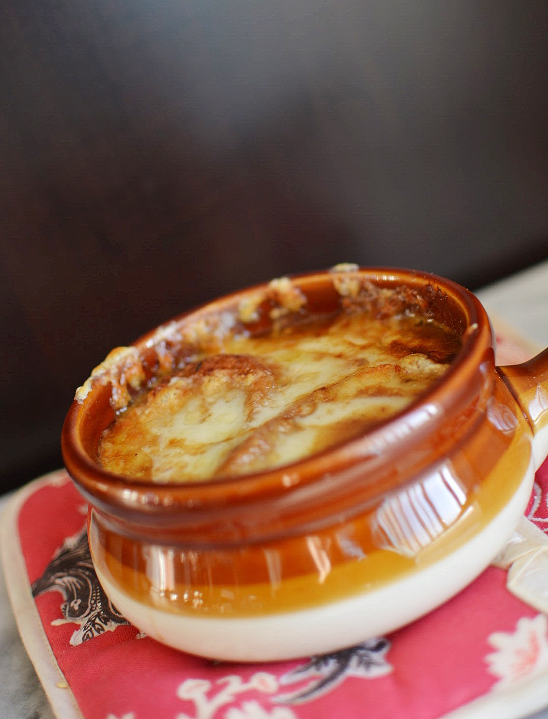 French Onion Soup - Lace And Grace