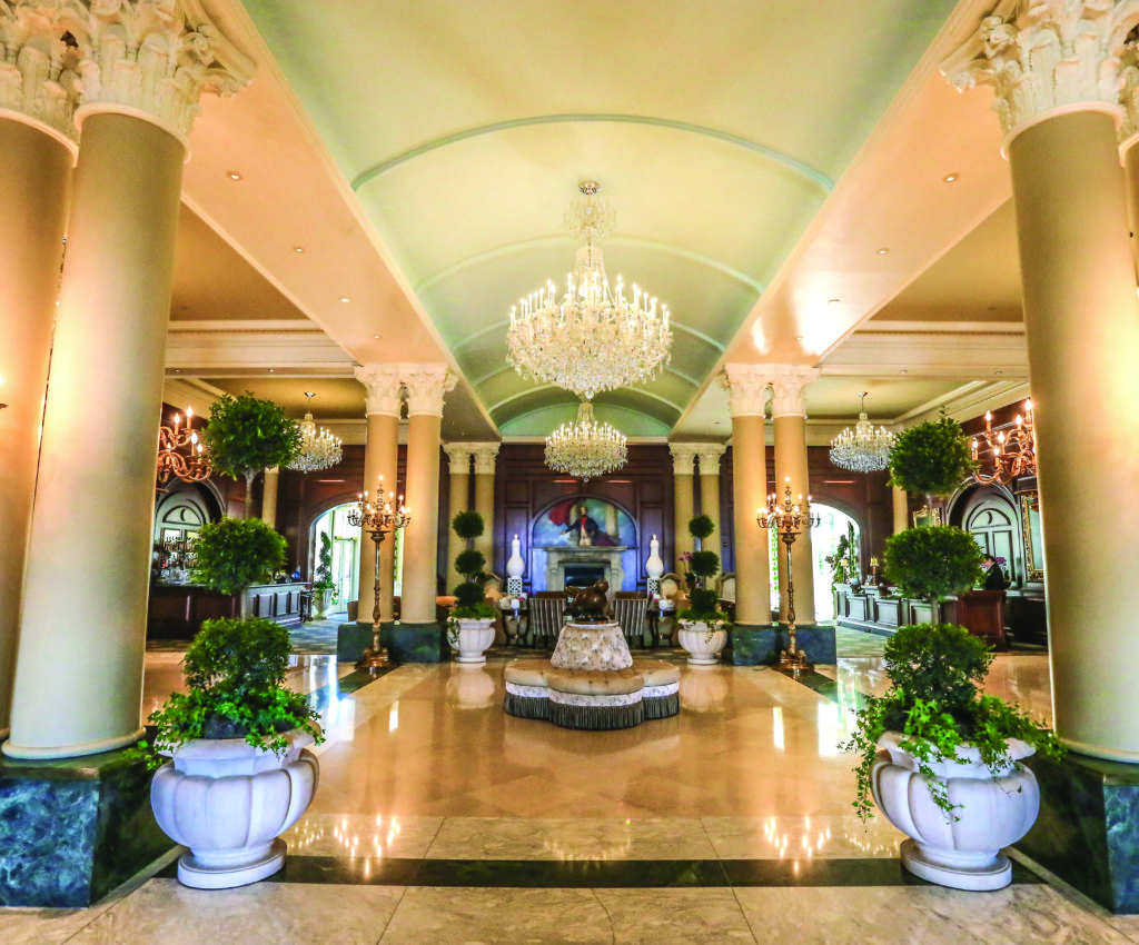Luxurious Getaway to Nemacolin Woodland Resort