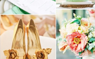 The Wedding Chronicles: Picking A Color Scheme