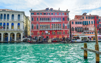 The Charming Canals of Venice