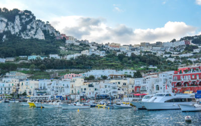 The Best of Capri Itinerary
