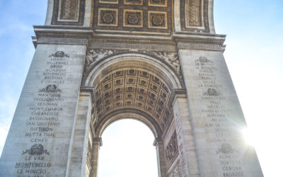 A Visit to Paris' Arc de Triomphe
